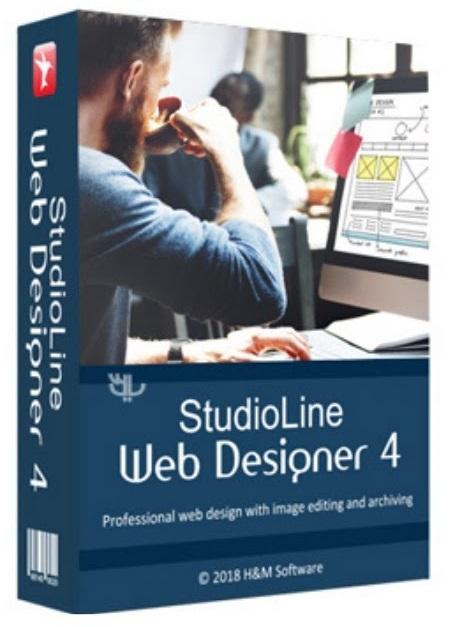 StudioLine Web Designer Cover