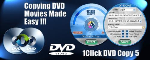 1CLICK DVD Copy Pro Cover