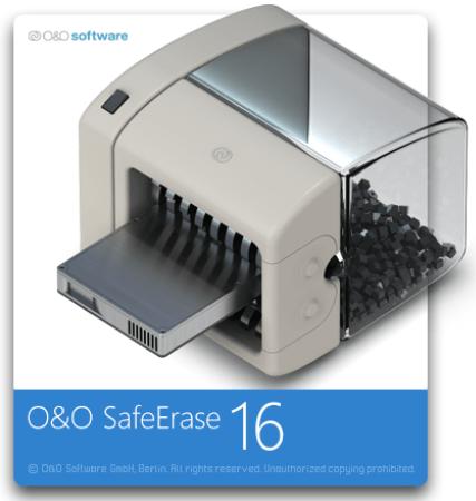 O&O SafeErase Professional Cover