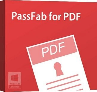 PassFab for PDF Cover