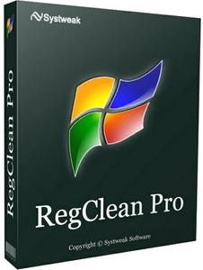 SysTweak Regclean Pro Cover