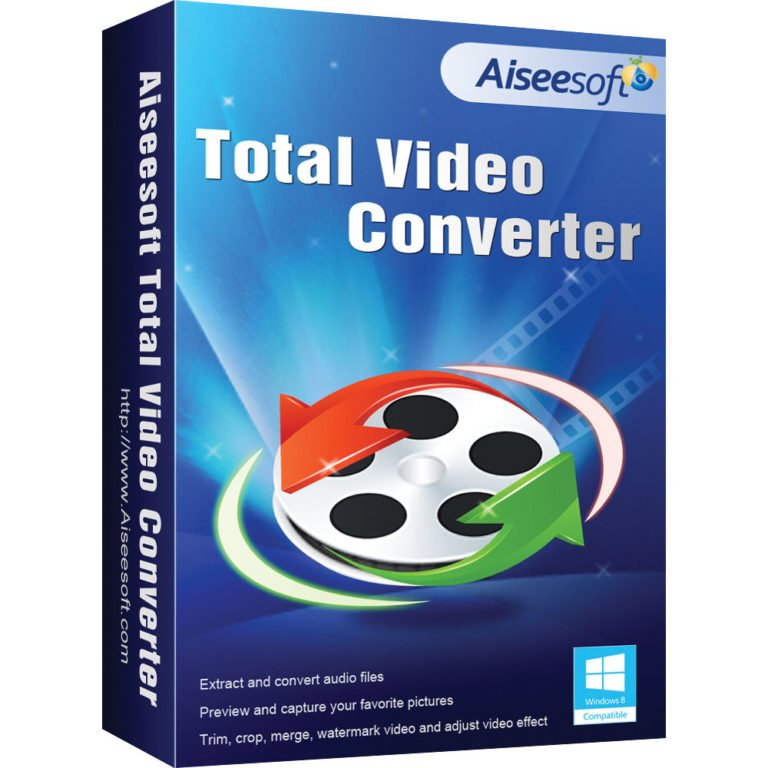 Aiseesoft Total Video Converter Cover