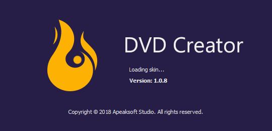 Apeaksoft DVD Creator Cover