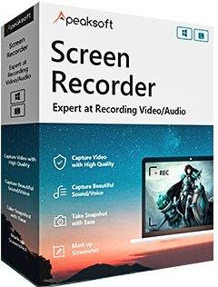 Apeaksoft Screen Recorder Cover