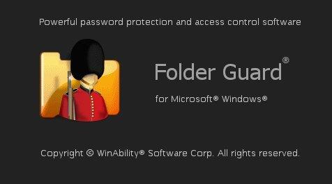Folder Guard Cover