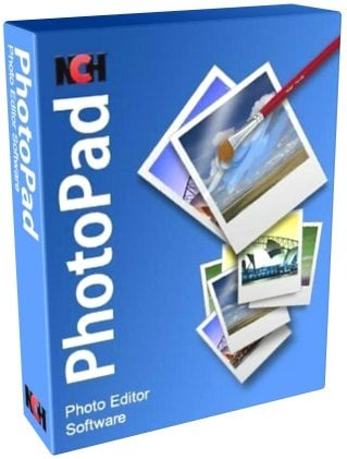 NCH PhotoPad Professional Cover